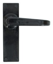 From The Anvil Deluxe Door Handles Black