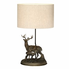 Elstead Amelia Table Lamp with Shade