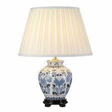 Elstead Linyi Table Lamp with Shade