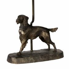 Elstead Rufus Dog Table Lamp Base