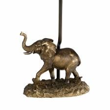 Elstead Sabi Elephant Table Lamp Base