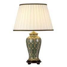 Elstead Sashi Table Lamp with Shade