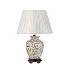 Elstead Soling Table Lamp with Shade