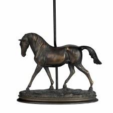 Elstead Spirit Horse Table Lamp Base