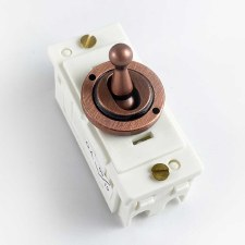 Replacement Dolly Switch Antique Copper