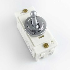Replacement Dolly Switch Satin Chrome