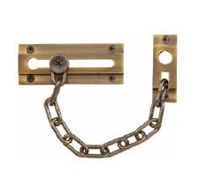 Heritage Door Chain V1070 Antique Brass