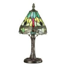 Interiors 1900 Dragonfly Green Mini Table Light 64099