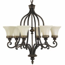 Feiss Drawing Room 6 Light Chandelier