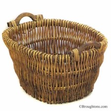 Drayton Wicker Basket