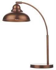 Dynamo Table Lamp Antique Copper