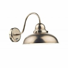 Dynamo Wall Light Antique Chrome