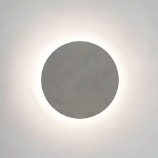 Eclipse Wall Light Coastal Range Concrete