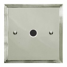 Edwardian Flex Outlet Polished Nickel