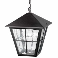 Elstead Edinburgh Chain Light Black