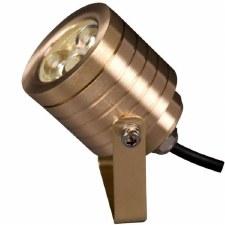 Elstead Elite6 Garden Light Solid Brass