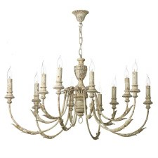 David Hunt EMI1255 Emile 12 Light Chandelier