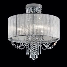 Empress Semi Flush Ceiling Light
