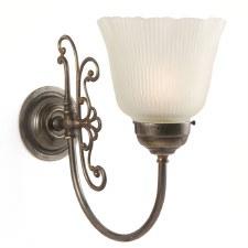 Eton Single Wall Light (Adj)