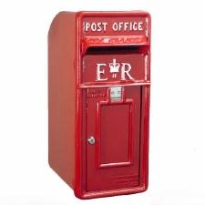 ER Post Box Red