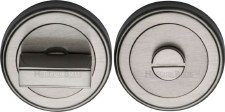 Heritage ERD7030 Bathroom Thumb Turn & Release Satin Nickel