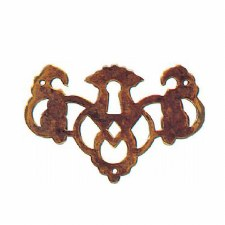Escutcheon Decorative Antique Brass