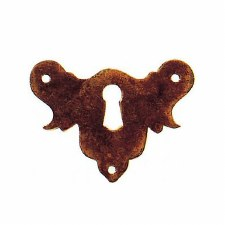 Escutcheon Antique Brass