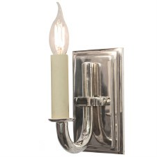 Eton Single Wall Light Nickel