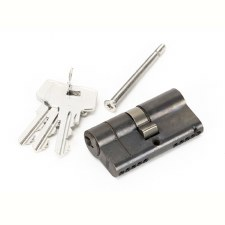 From The Anvil Euro Lock Cylinder 30/30 Aged Bronze Key Alike