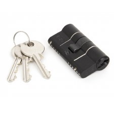 From The Anvil Euro Lock Cylinder 30/30 Black