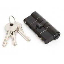 From The Anvil Euro Lock Cylinder 35/35 Black Keyed Alike