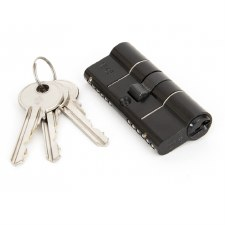 From The Anvil Euro Lock Cylinder 35/35 Black