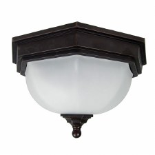 Elstead Fairford Flush Ceiling Light