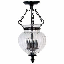 Elstead Finsbury Medium Lantern Old Bronze