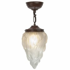 Flambeau Ceiling Pendant Light Large