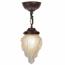 Flambeau Ceiling Pendant Light Small