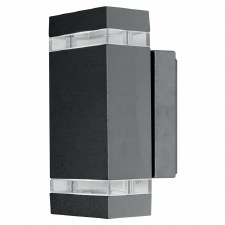 Elstead Jannik LED Outdoor Up & Down Wall Light