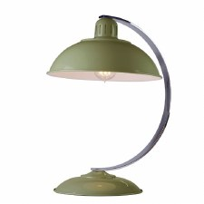 Elstead Franklin Table Lamp Green