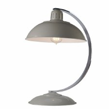 Elstead Franklin Table Lamp Grey