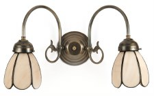 Frisby Double Wall Light