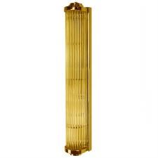 Gatsby Wall Light Large Polished Brass