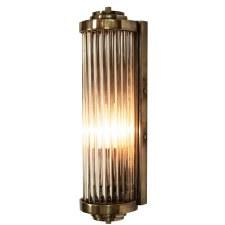 Gatsby Wall Light Small Light Anitque Brass