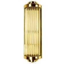 Gatsby Wall Light Small Polished Brass