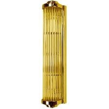Gatsby Wall Light Medium Polished Brass