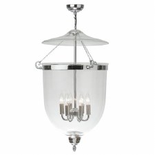 Georgian Lantern Large Chrome