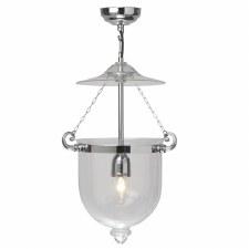Georgian Lantern Small Chrome
