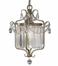 Feiss Gianna Dual Mount Chandelier