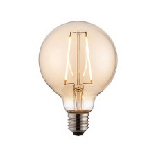 Globe Lamp 95mm E27/240V LED 2W