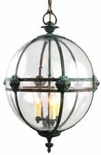 Victorian Globe 24 Lantern