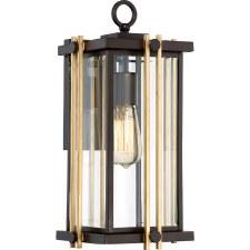 Quoizel Goldenrod Wall Lantern Medium